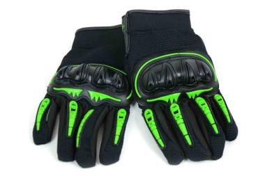 Guantes Cross Racing Monster Negro