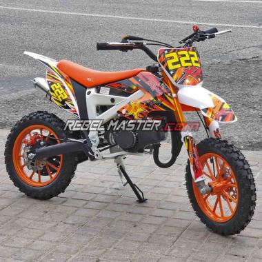 Minimoto de cross KXD 706