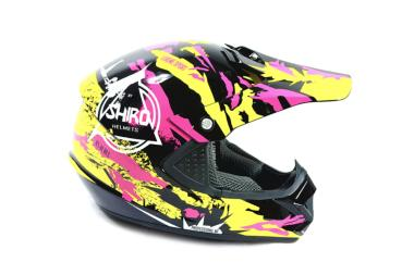 Casco DUL by Shiro MX